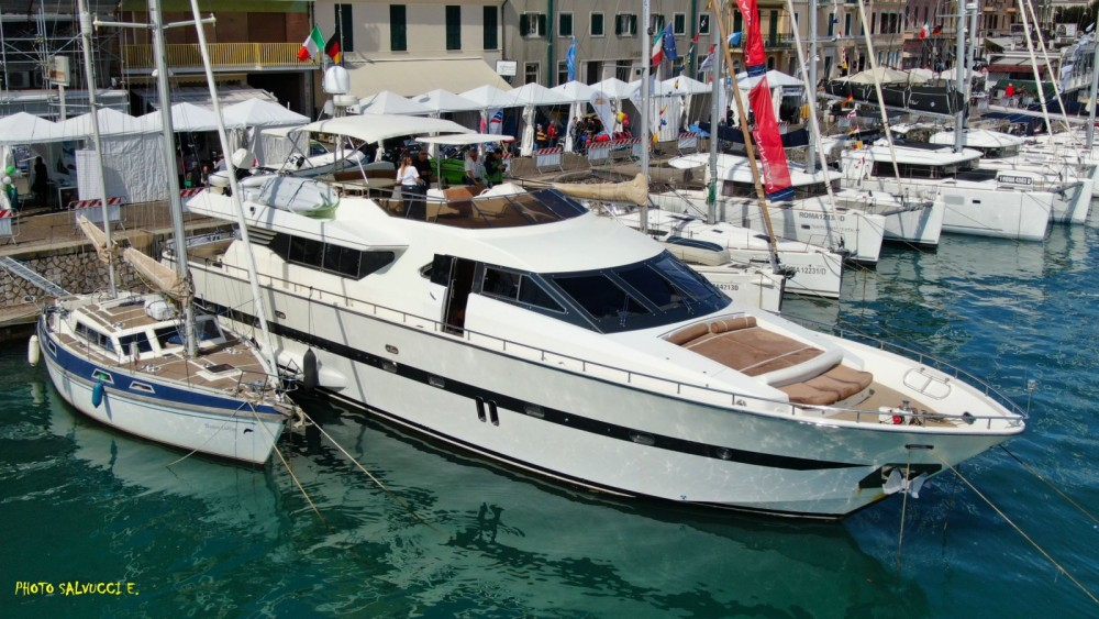Hire Yacht with or without skipper Versilcraft Castellammare di Stabia