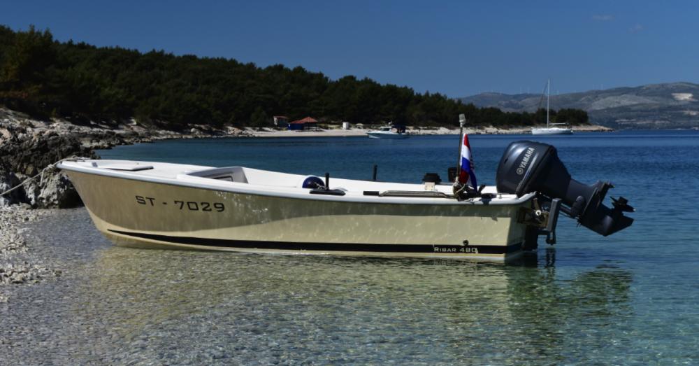 Rent a Fisherman 500 Ribar Split