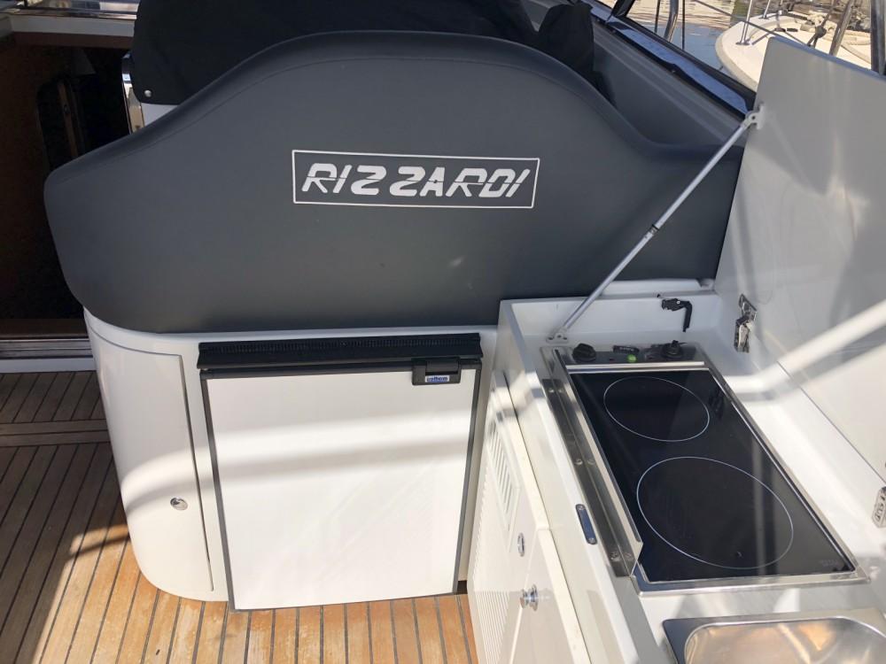 Rental Yacht in Terracina - Rizzardi 53 Top line