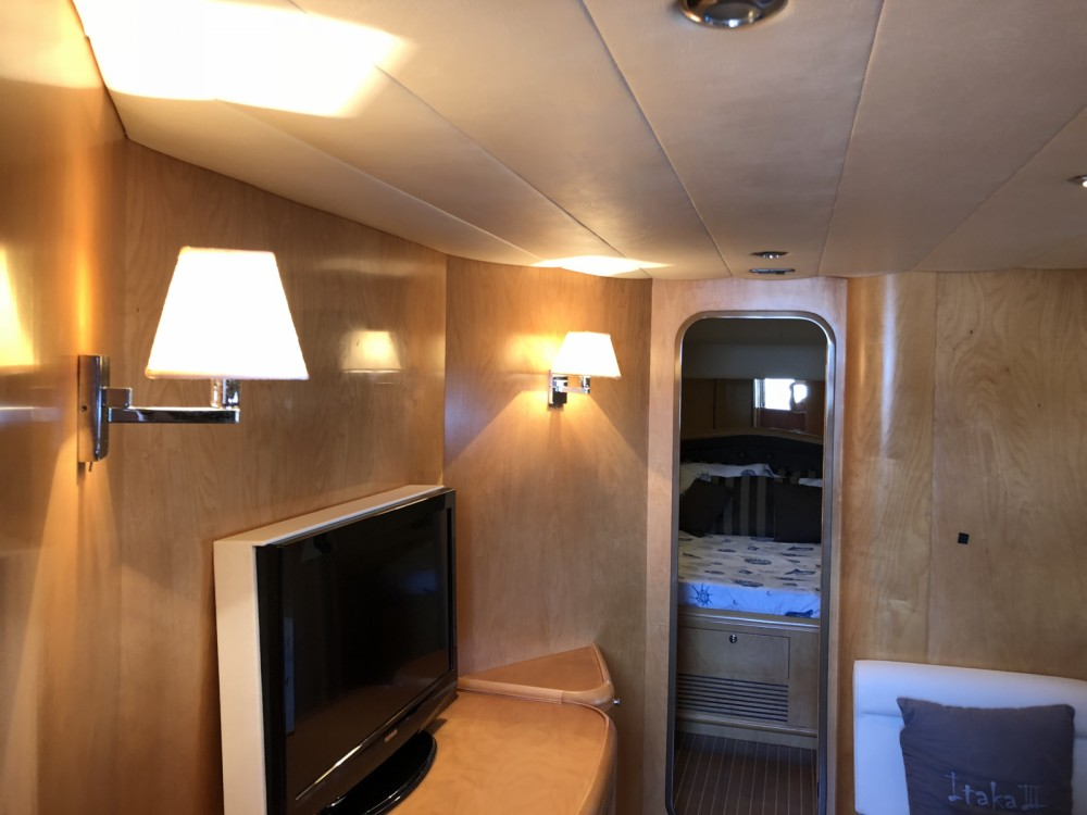 Hire Yacht with or without skipper Rizzardi Terracina