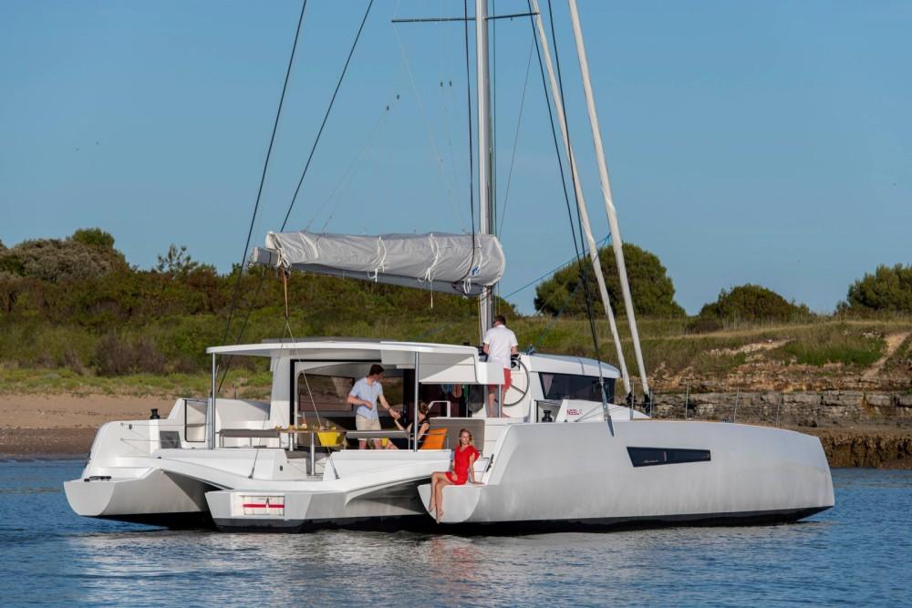 Rental Catamaran in Cogolin - Neel Neel 47