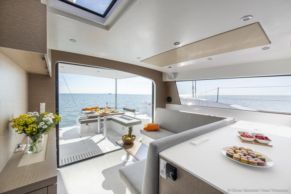 Rental yacht Cogolin - Neel Neel 47 on SamBoat