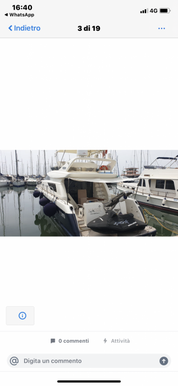 Hire Yacht with or without skipper Uniesse Nettuno