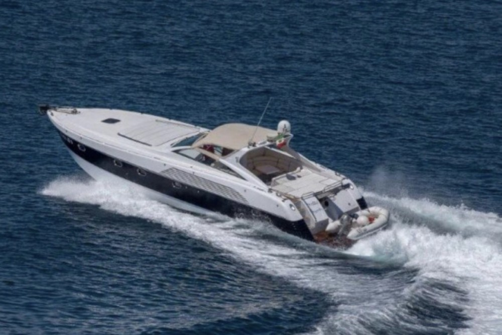 Hire Yacht with or without skipper Alfamarine Terracina