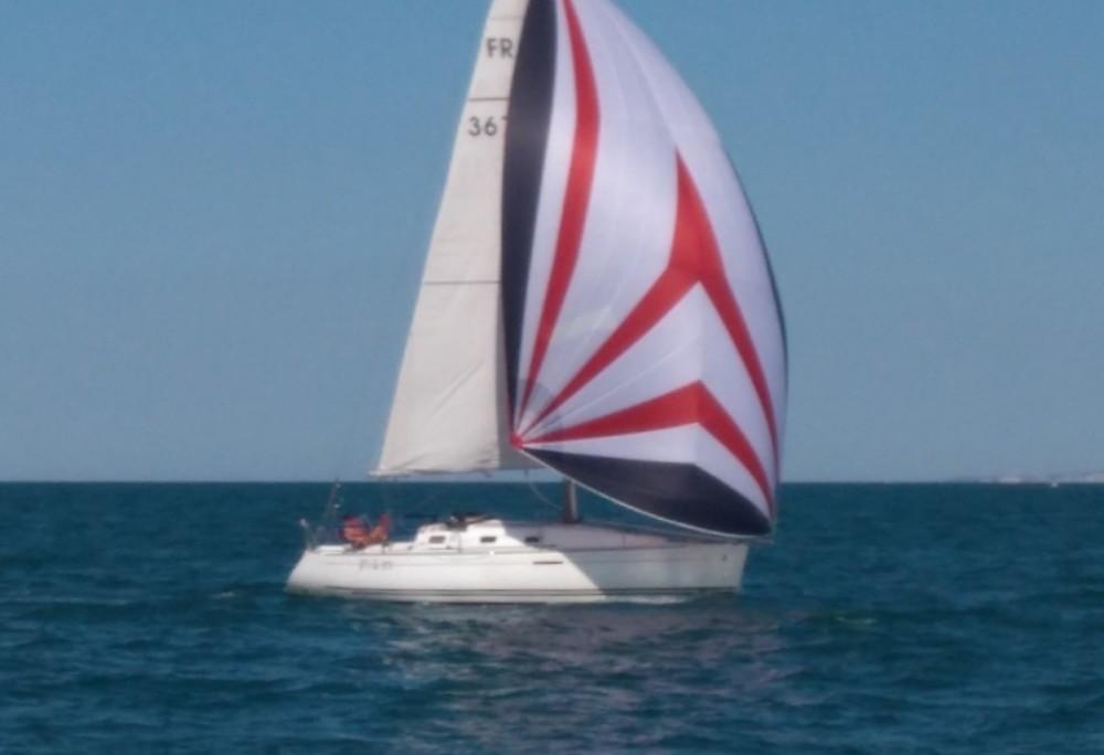 Rental Sailboat in Dieppe - Bénéteau First 31.7 S