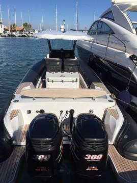 Boat rental Cogolin cheap 9,10 RS