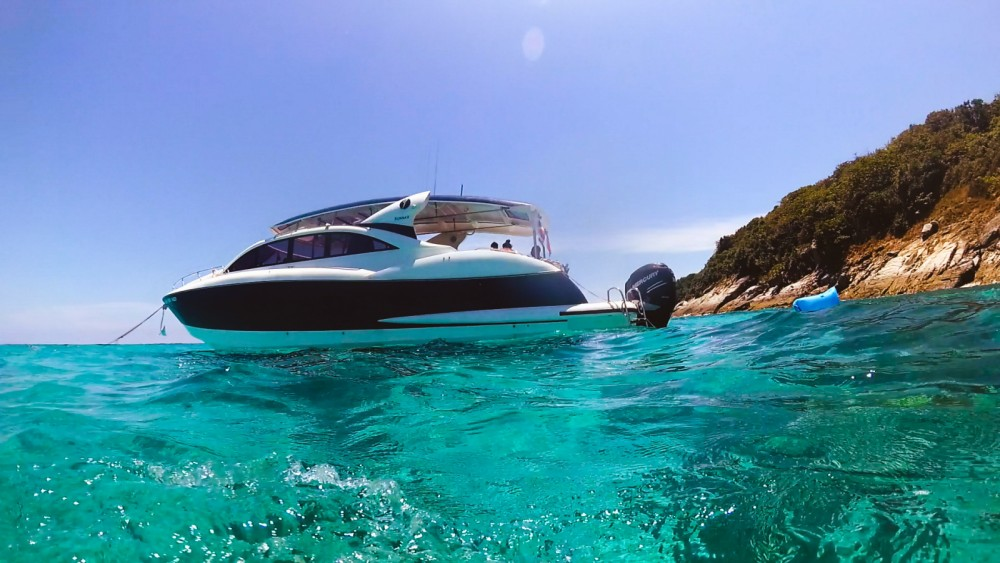 Hire Motor boat with or without skipper OCEAN LOVE Mueang Phuket