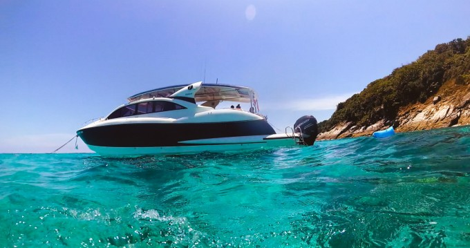 Rental Motorboat OCEAN LOVE with a permit