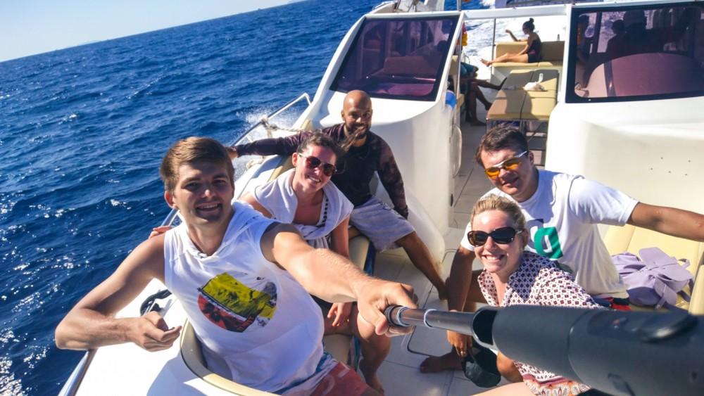 Rental Motor boat in Mueang Phuket - OCEAN LOVE 42 Sport