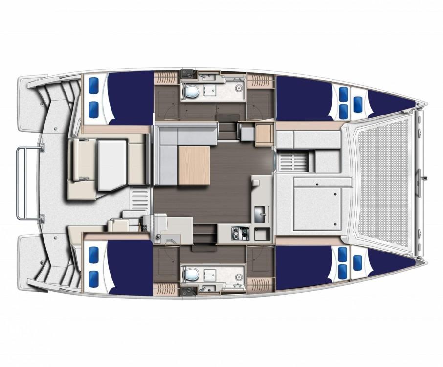 Catamaran for rent Mueang Phuket at the best price