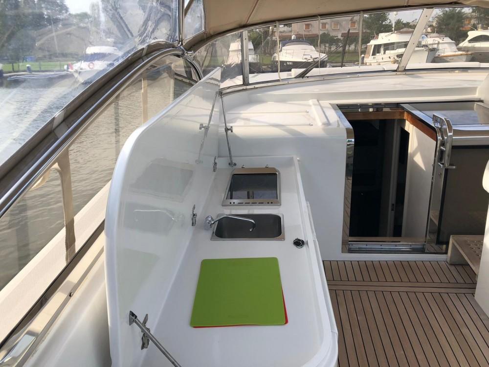 Boat rental Rizzardi Top line 50  in Terracina on Samboat