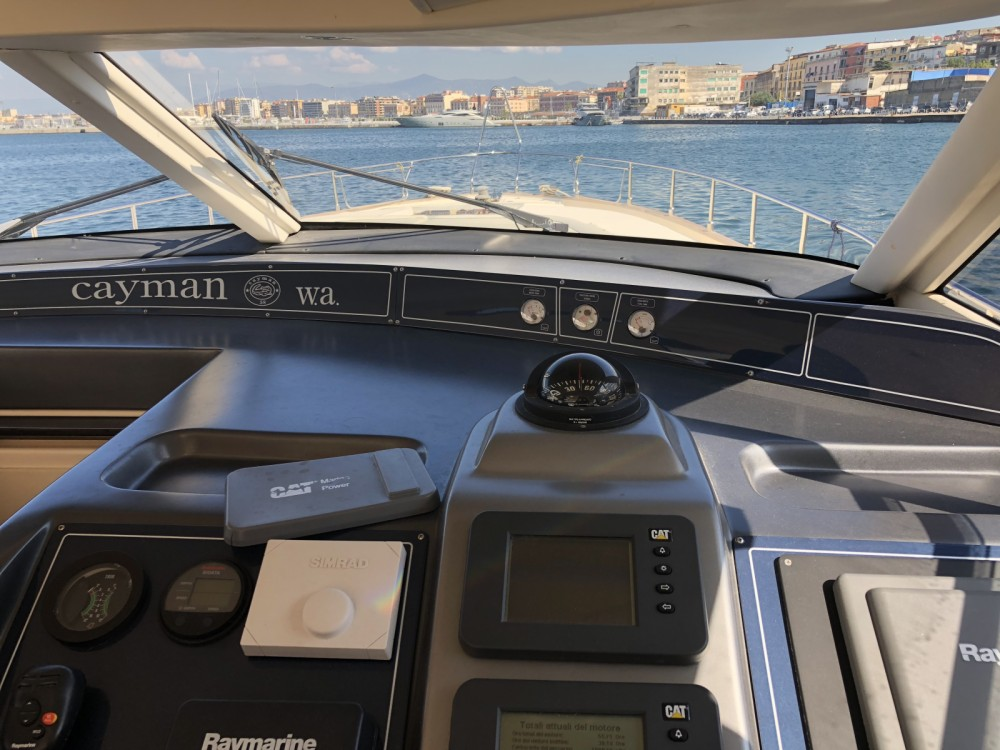 Hire Yacht with or without skipper Cayman Castellammare di Stabia