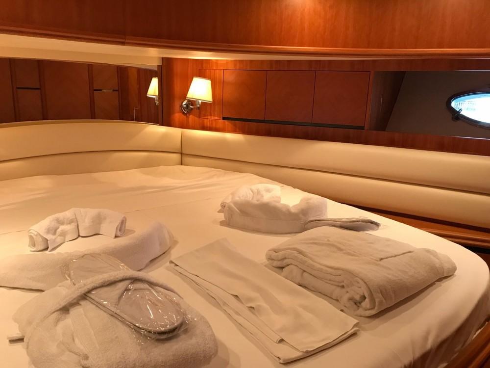 Rental Yacht in Castellammare di Stabia - Cayman Cayman 58 ht walk araound