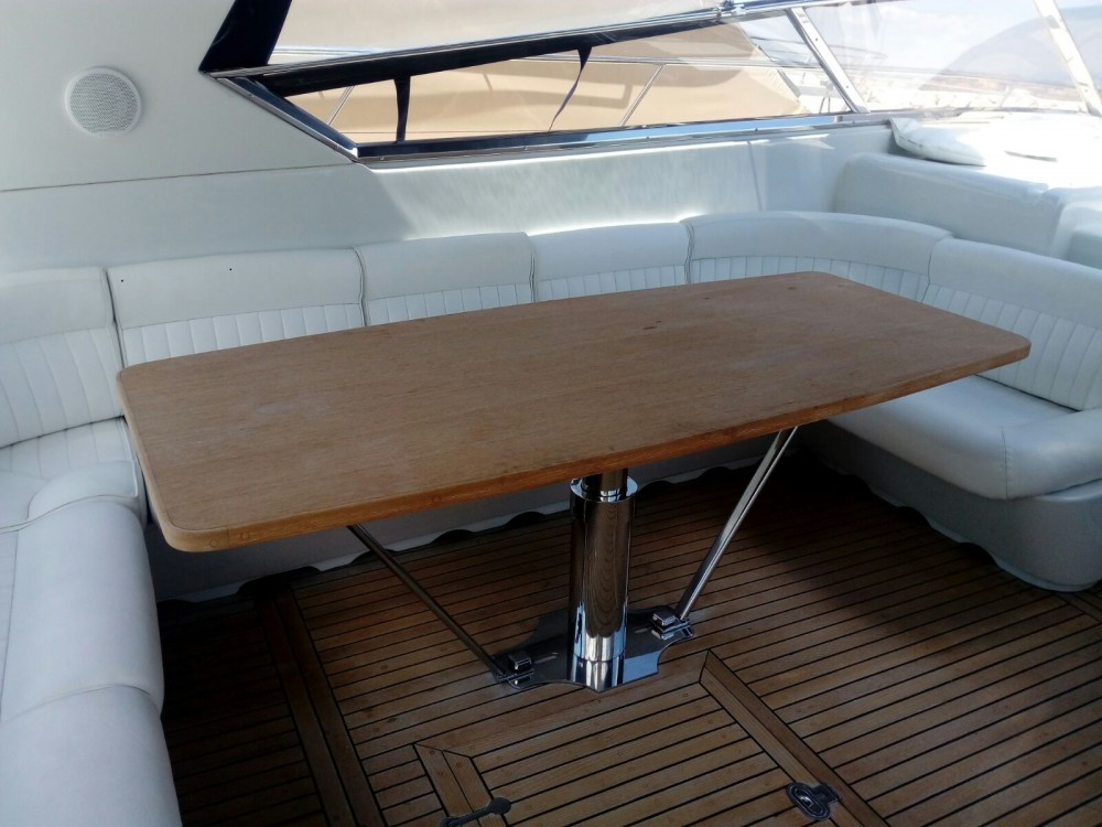 Hire Yacht with or without skipper Rizzardi Castellammare di Stabia