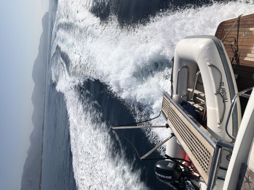 Boat rental Castellammare di Stabia cheap 53 Top line
