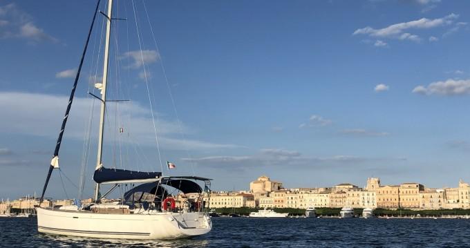 Rental Sailboat in La Ciotat - Dufour 455 GRAND LARGE