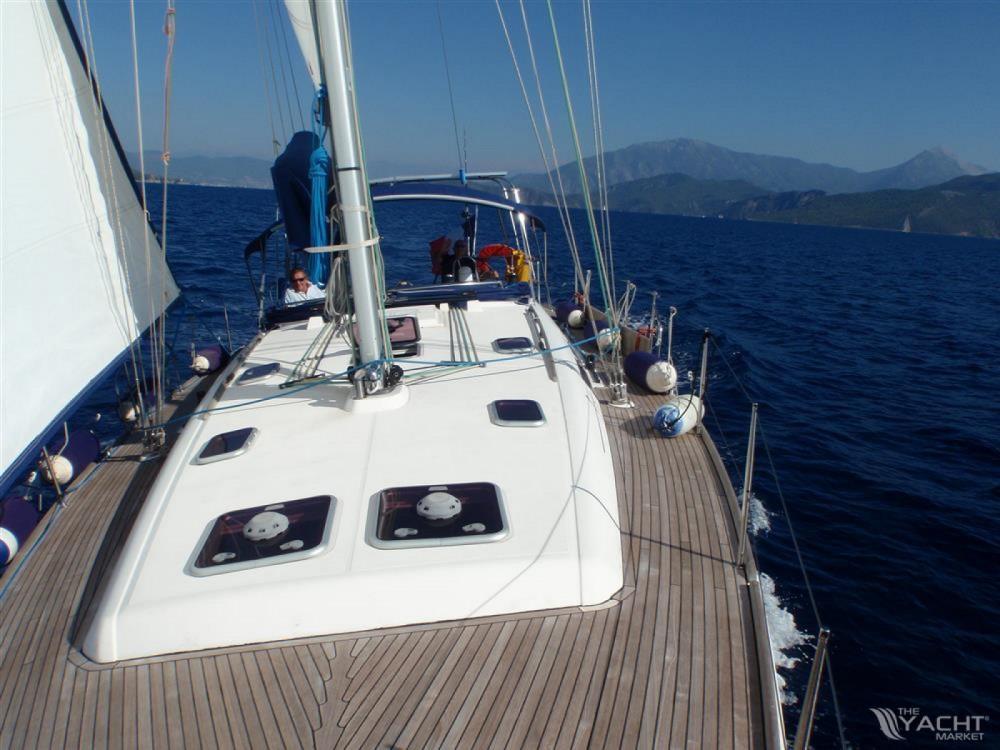 Boat rental La Ciotat cheap 455 Grand Large