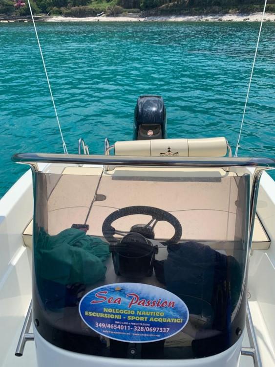 Boat rental Open trimarchi trimarchi in Ricadi on Samboat
