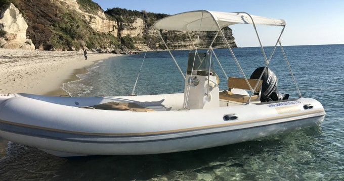 Rent a Nautica Diving ND 5.3 Formicoli