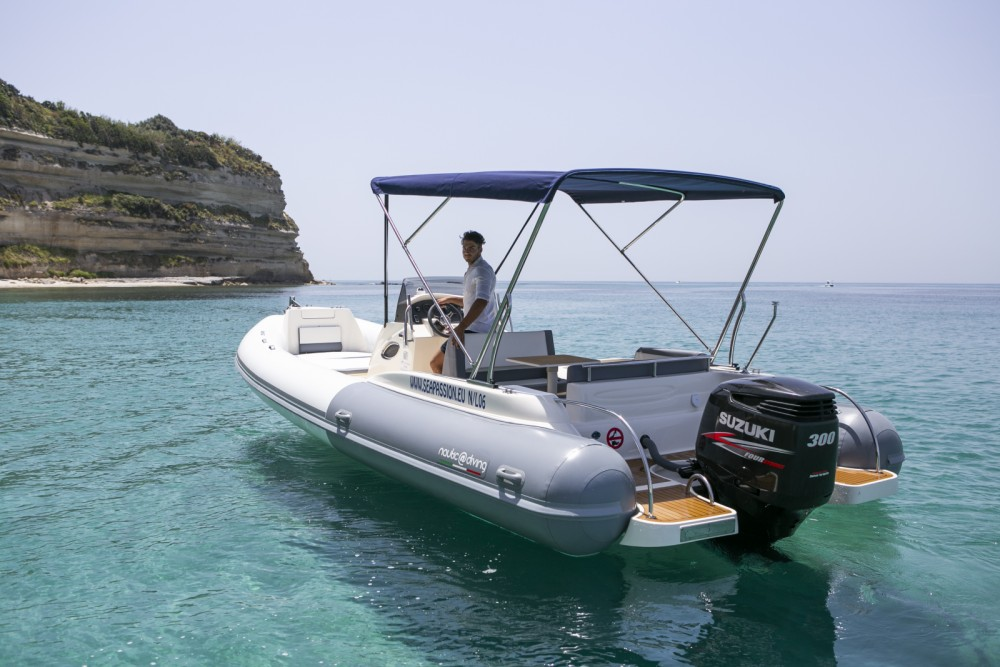 RIB for rent Ricadi at the best price
