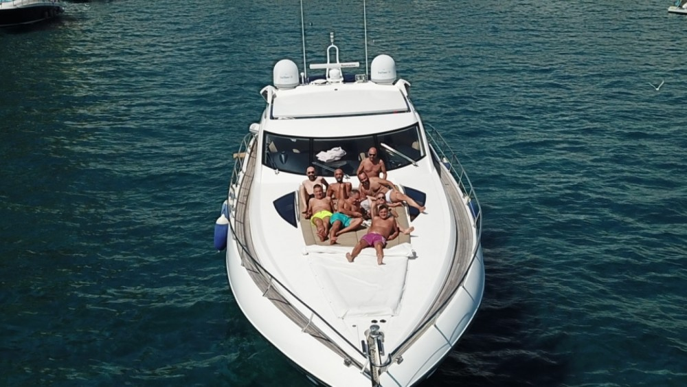 Boat rental Sunseeker Predator 68 in Terracina on Samboat