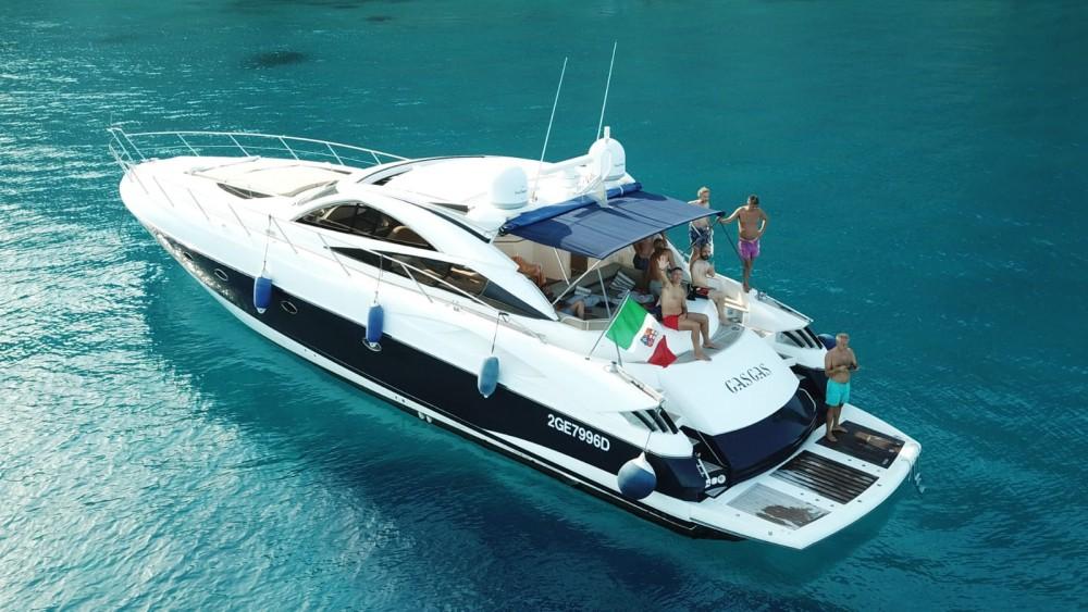 Boat rental Terracina cheap Predator 68