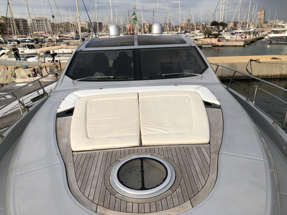 Hire Yacht with or without skipper Blumartin  Nettuno