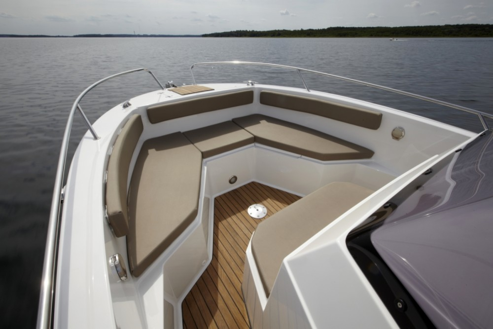 Hire Motorboat with or without skipper Atlantic Grad Zadar