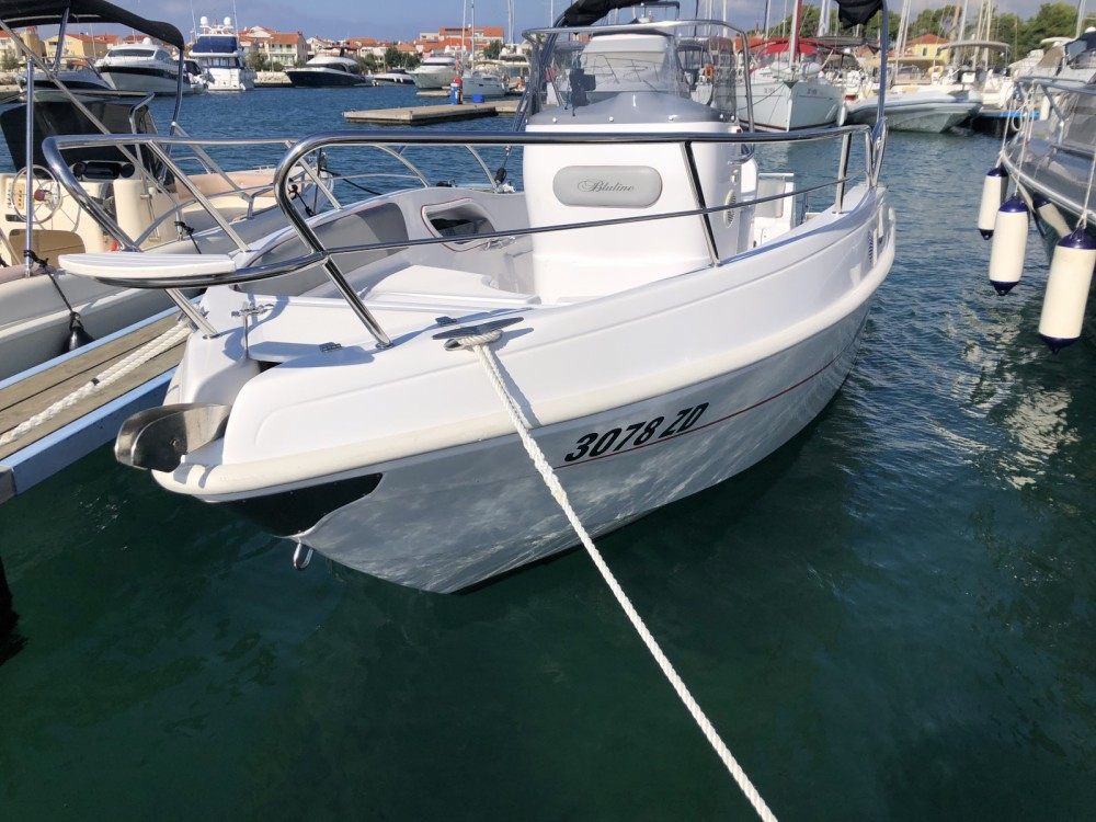 Bluline 21 Open between personal and professional Zadar