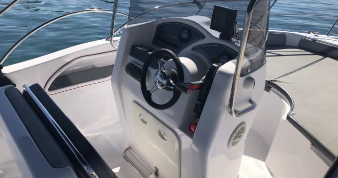 Boat rental Bluline 21 Open in Zadar on Samboat