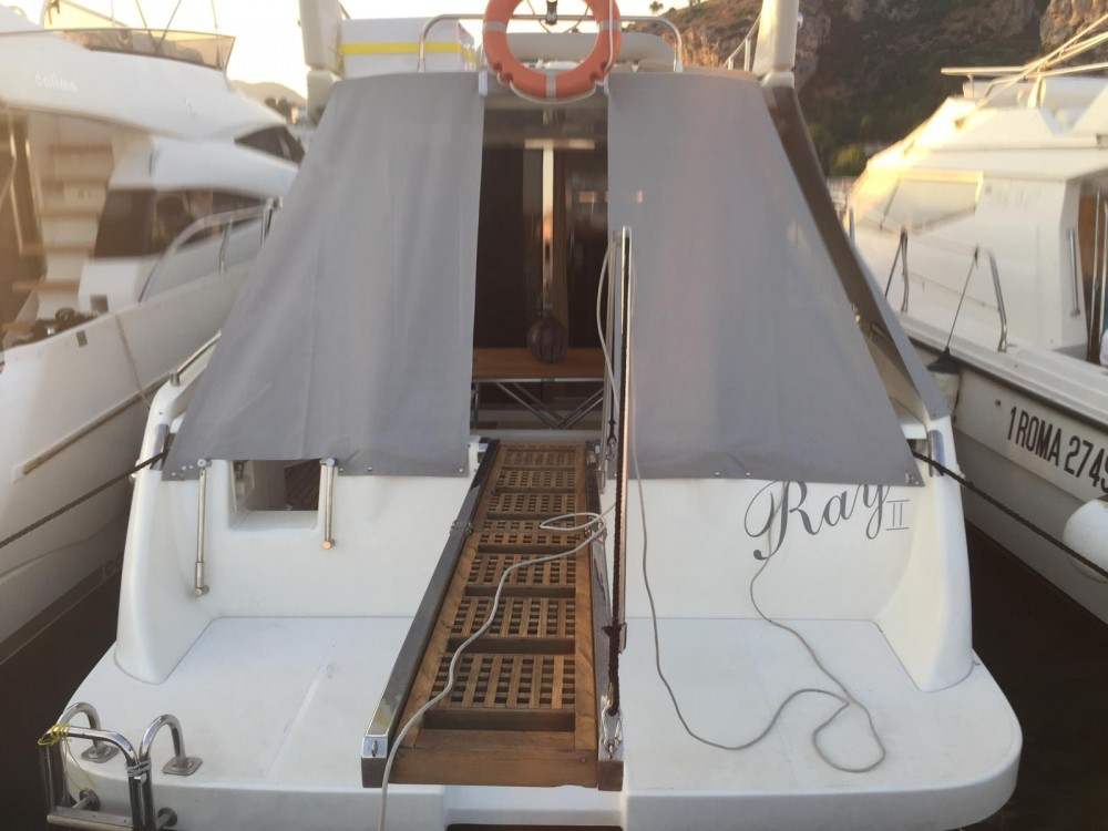 Rental Yacht in Terracina - Azimut Az 40