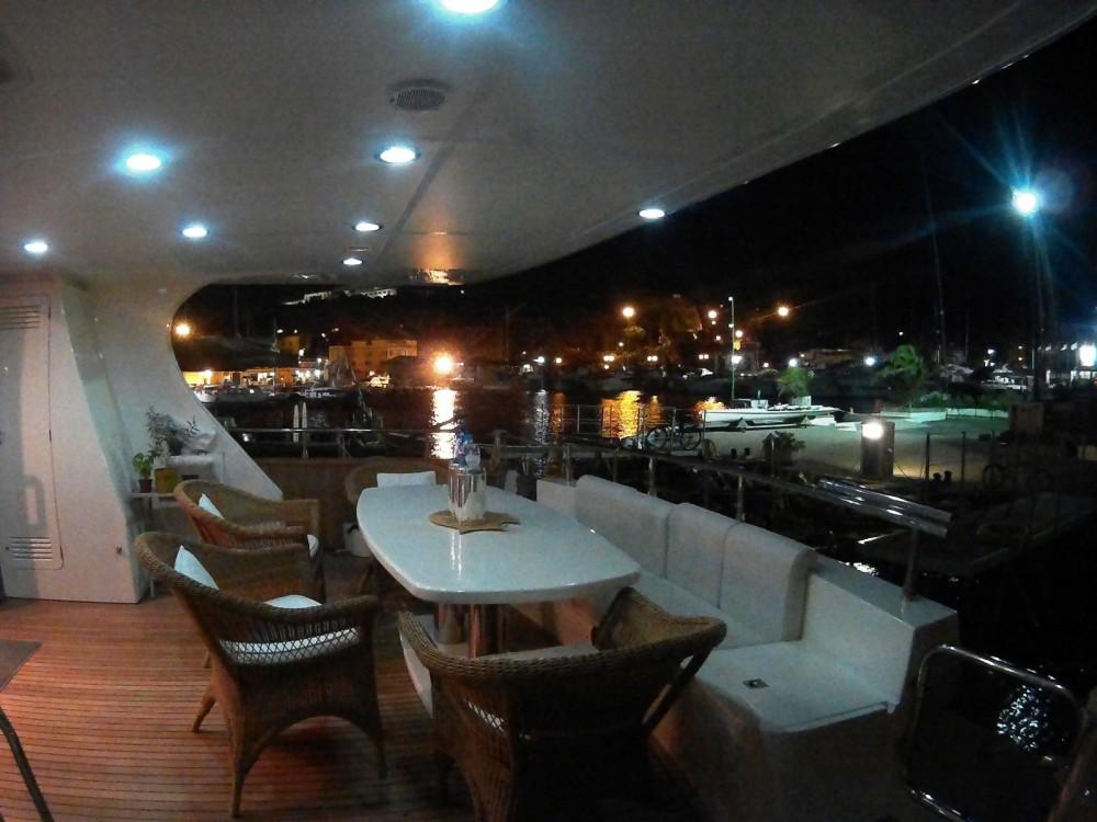 Boat rental Posillipo Technema 70 in Gaeta on Samboat