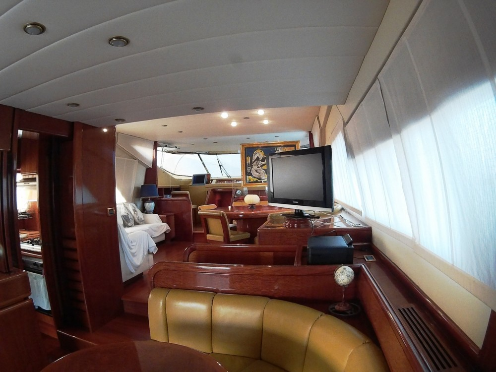 Rental yacht Gaeta - Posillipo Technema 70 on SamBoat