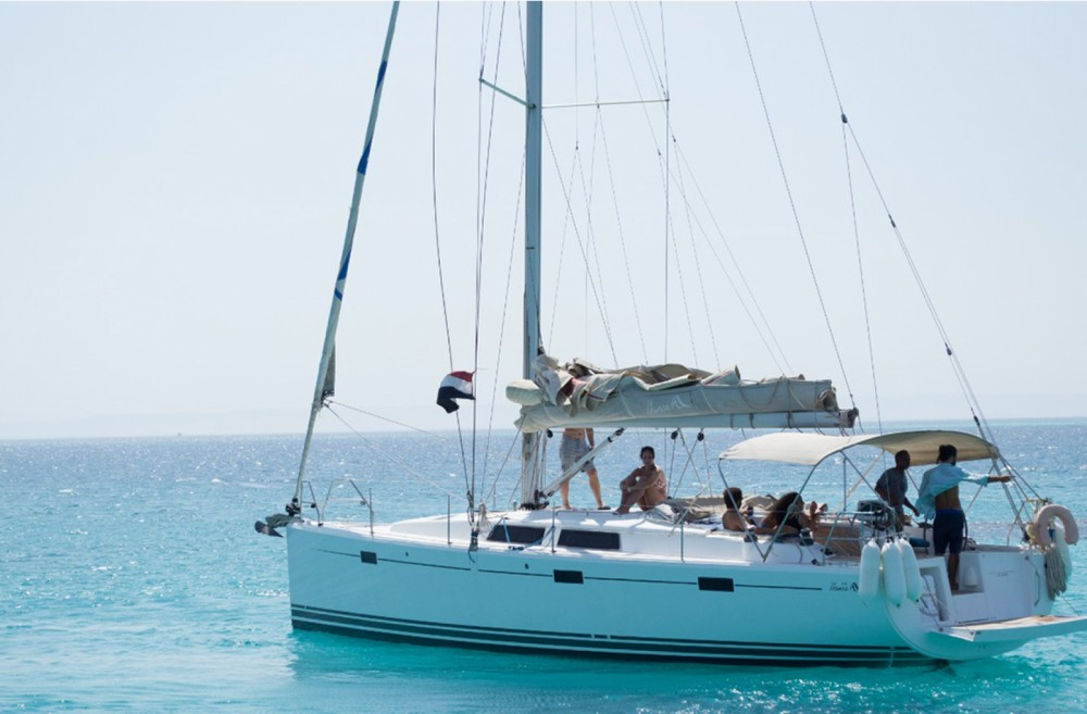 Rental yacht Hurghada - Hanse Hanse 415 on SamBoat