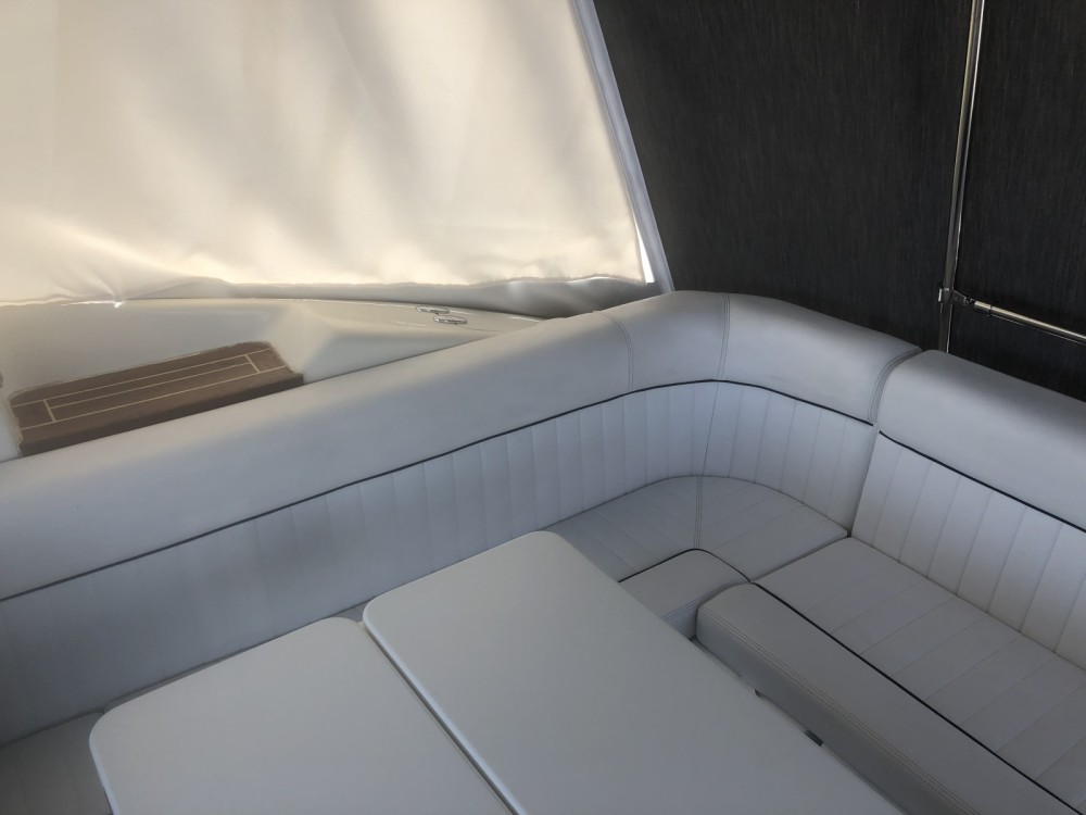 Rental Motor boat Airon-Marine with a permit