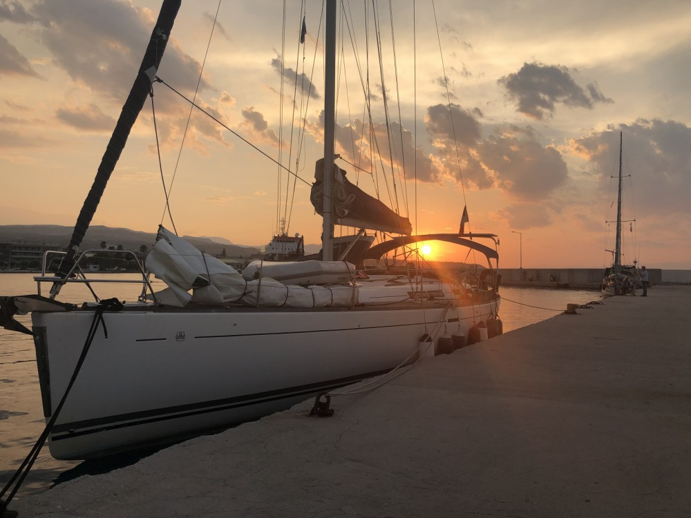 Hire Sailboat with or without skipper Dufour La Ciotat