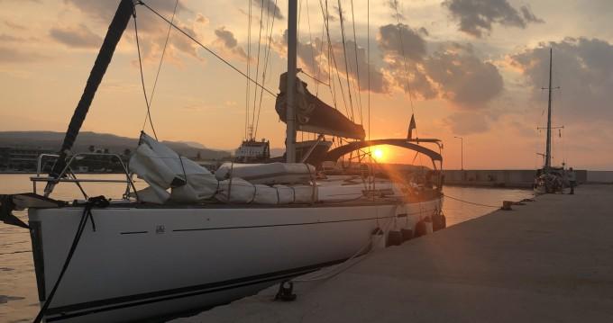 Sailboat for rent La Ciotat at the best price