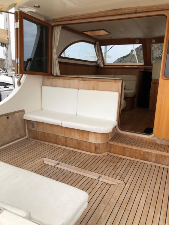 Rental yacht San Felice Circeo - Cantieri Estensi Gold star 44 on SamBoat