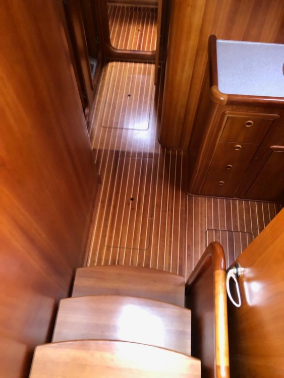 Cantieri Estensi Gold star 44 between personal and professional San Felice Circeo