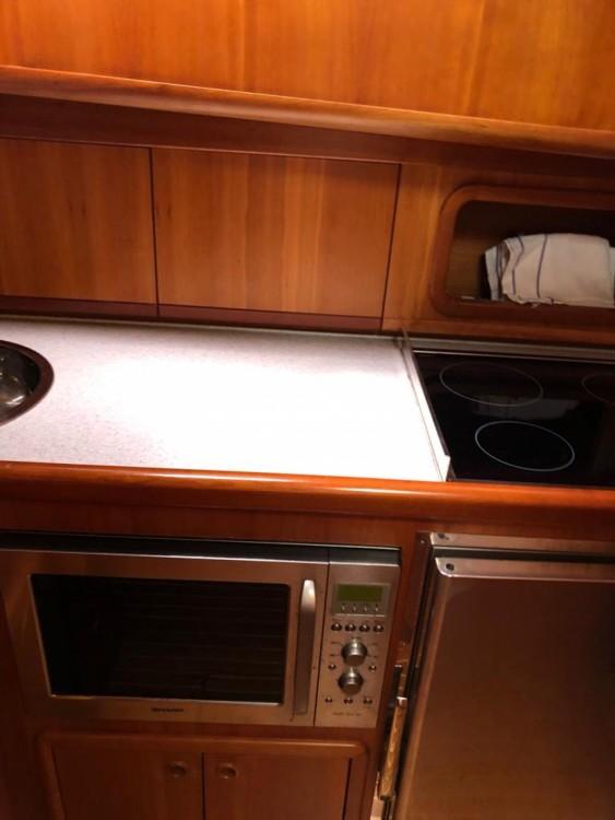Boat rental Cantieri Estensi Gold star 44 in San Felice Circeo on Samboat