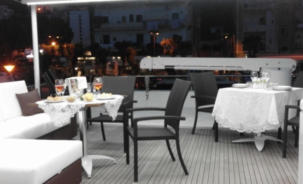 Rental Yacht in Castellammare di Stabia - Benetti sail division Benetti sail division 83