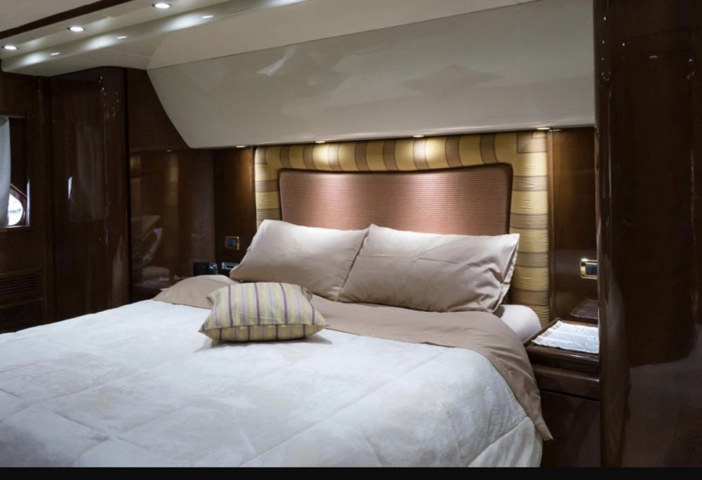 Rental Yacht Benetti sail division with a permit