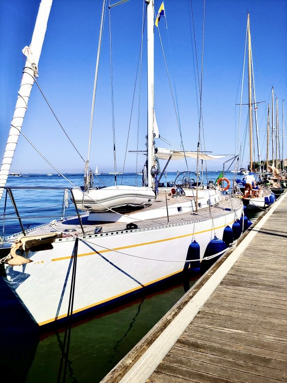 Manu Yachting Malu 445 between personal and professional Chioggia