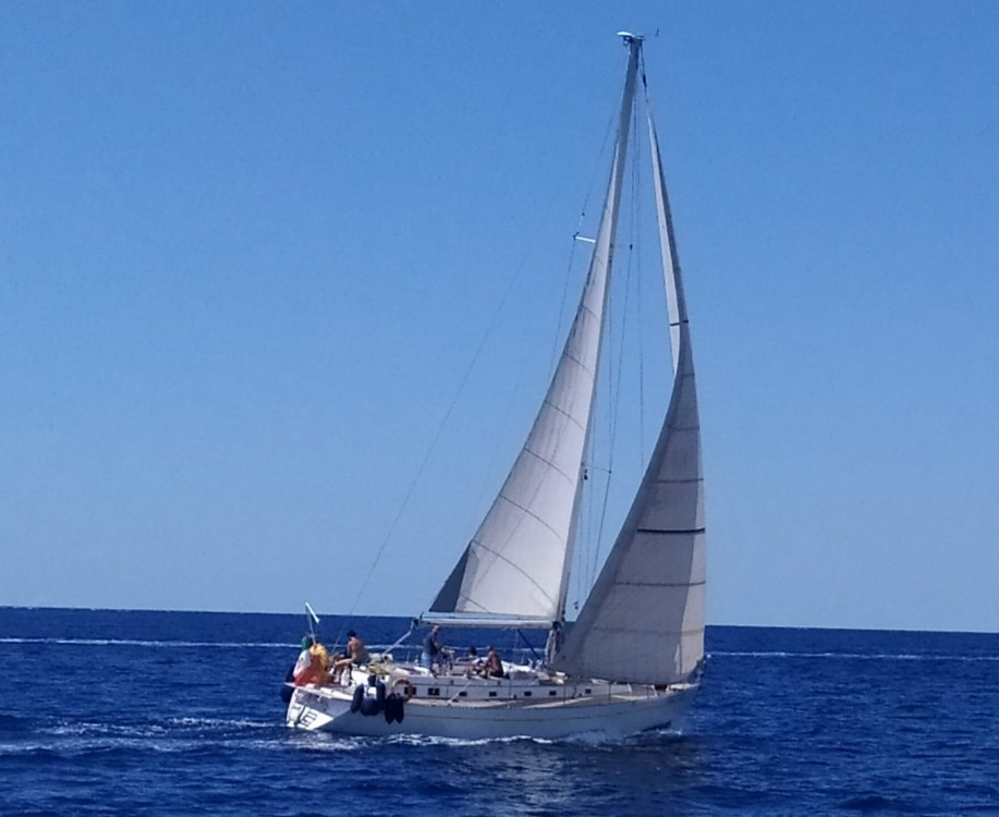 Hire Sailboat with or without skipper Manu Yachting Chioggia
