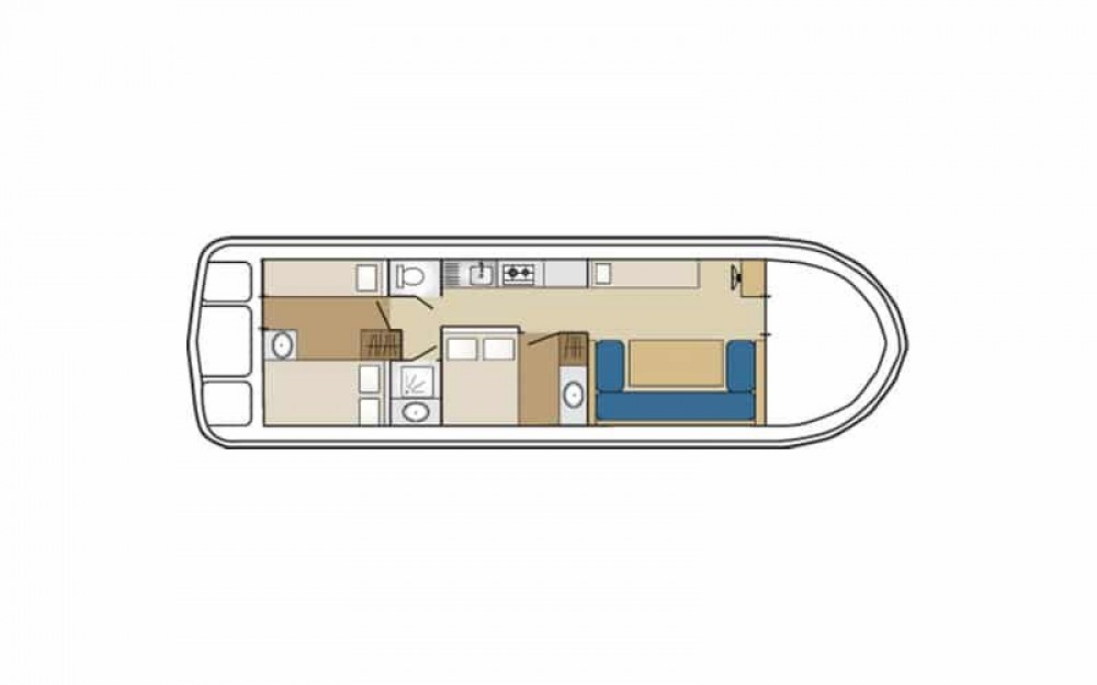 Rental yacht Colombiers - Les Canalous Espade Concept Fly on SamBoat