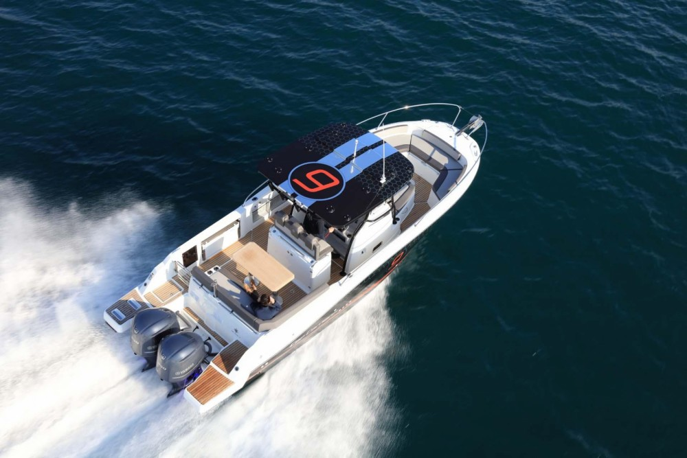 Boat rental  cheap Cap Camarat 9.0 CC