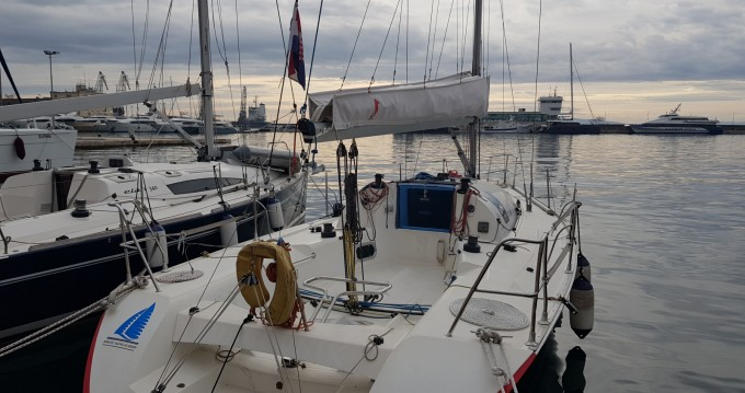 Hire Sailboat with or without skipper Jeanneau Rijeka