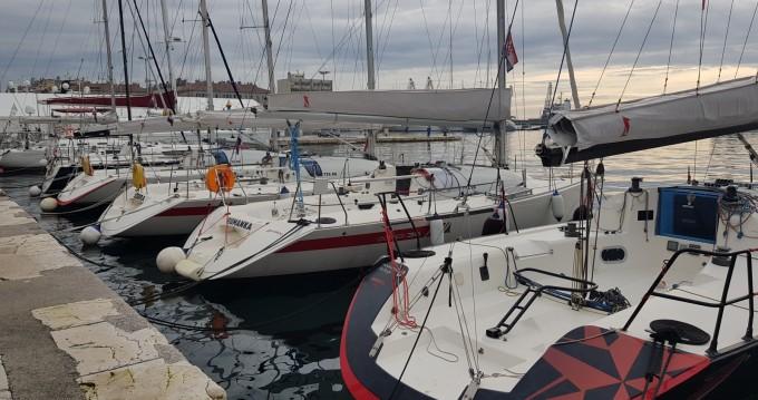 Rental Sailboat in Rijeka - Jeanneau Jod 35