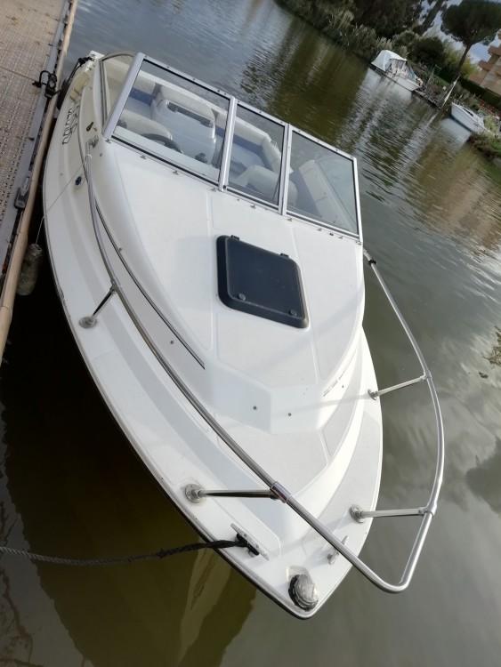 Motor boat for rent Saint-Laurent-du-Var at the best price