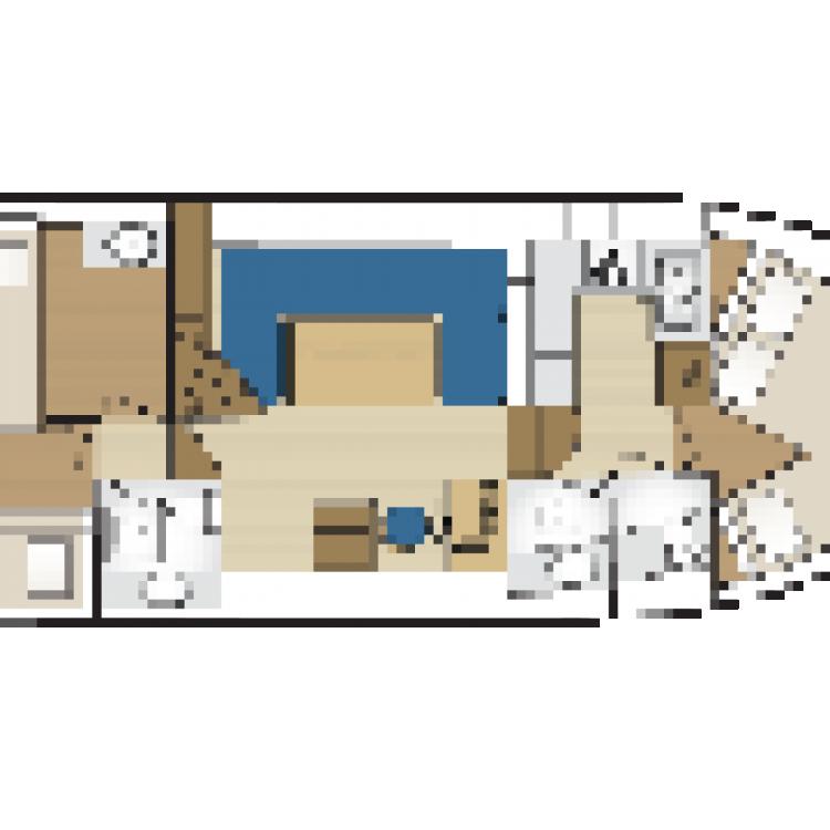 Boat rental Digoin cheap Tarpon 37
